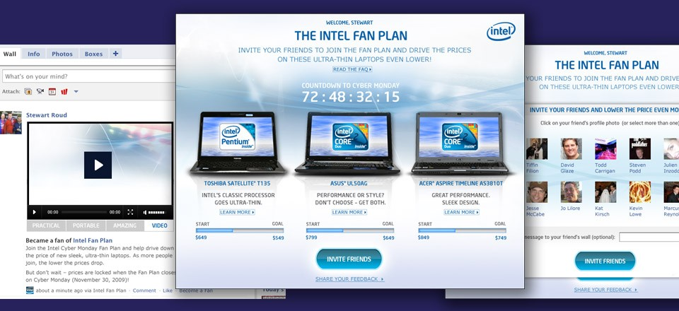 Intel Fan Plan